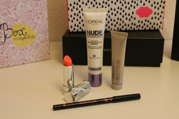 Joliebox maquillage