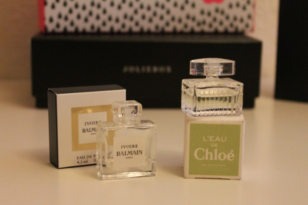 Joliebox parfums