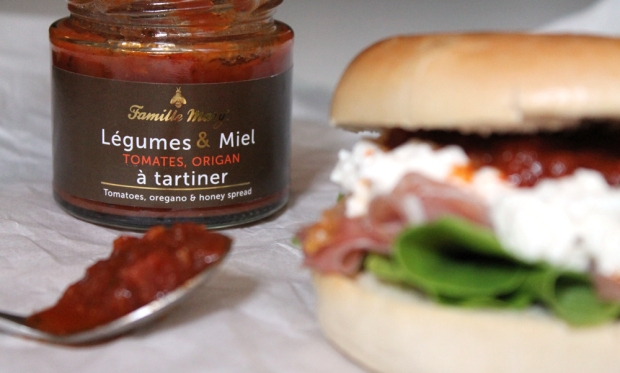bagel-cottage-jambon-tomate-miel_9926 copie