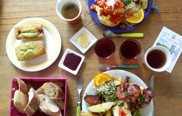 Brunch - Pavillon des Canaux (Paris)